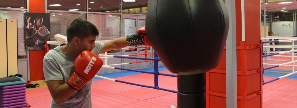 Персональные тренировки по боксу в Казани