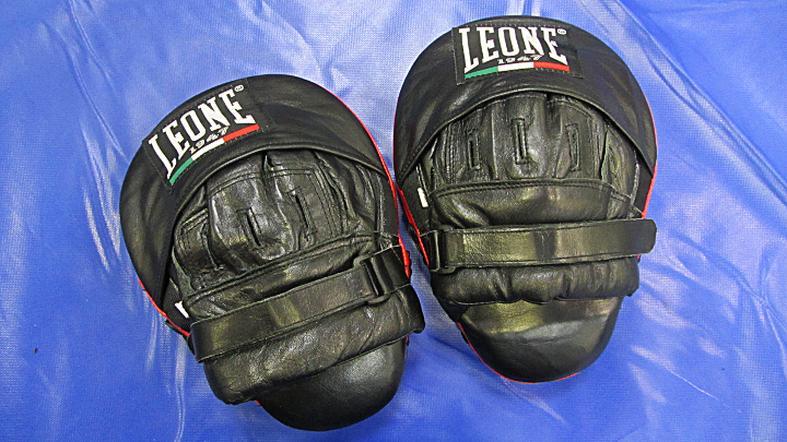Лапы-для-бокса-Leone