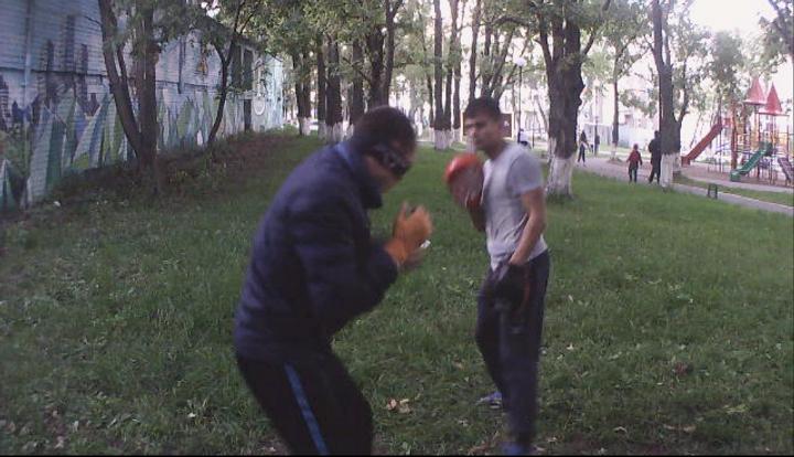 Игровой-бокс