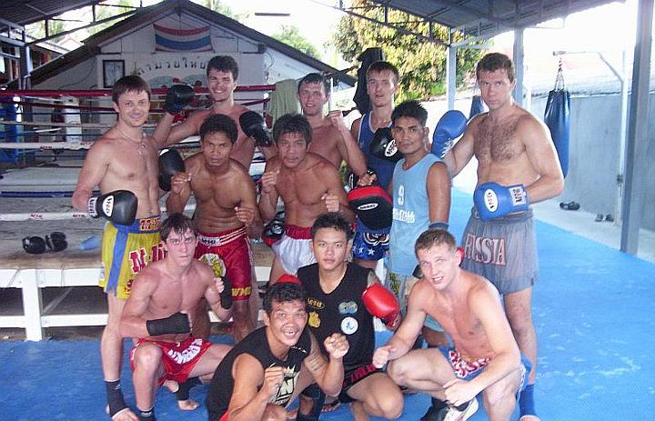 Тайский-бокс-в-Казани