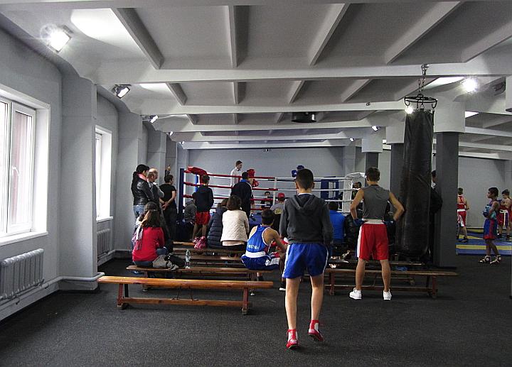 Зал-бокса-Казань