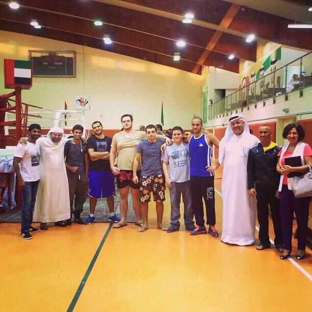 Дубаи-спортивные-соревнования