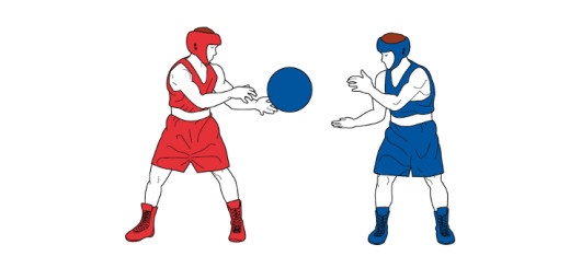 упражнения-с-набивным-мячом
