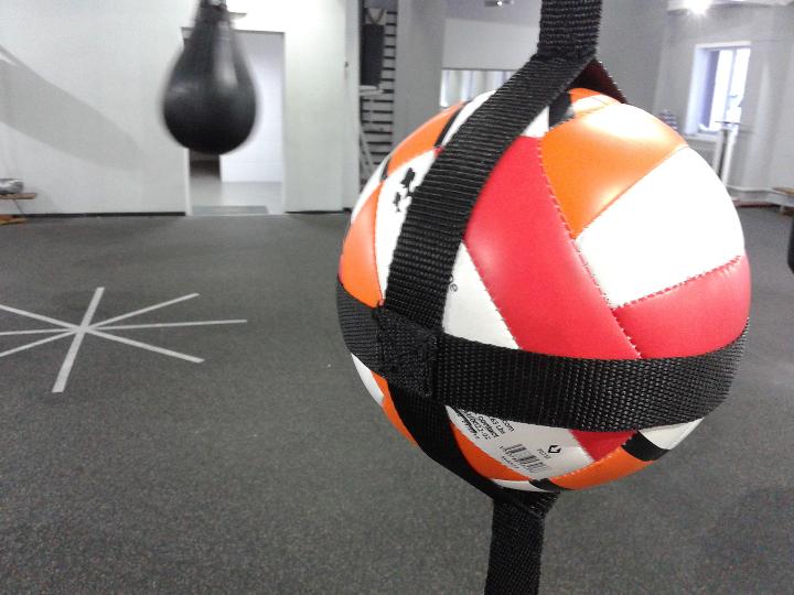 Как сделать самодельную боксерскую грушу 387
