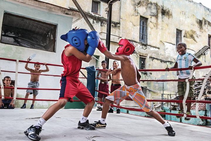 Тренировки-по-боксу-летом-в-Казани