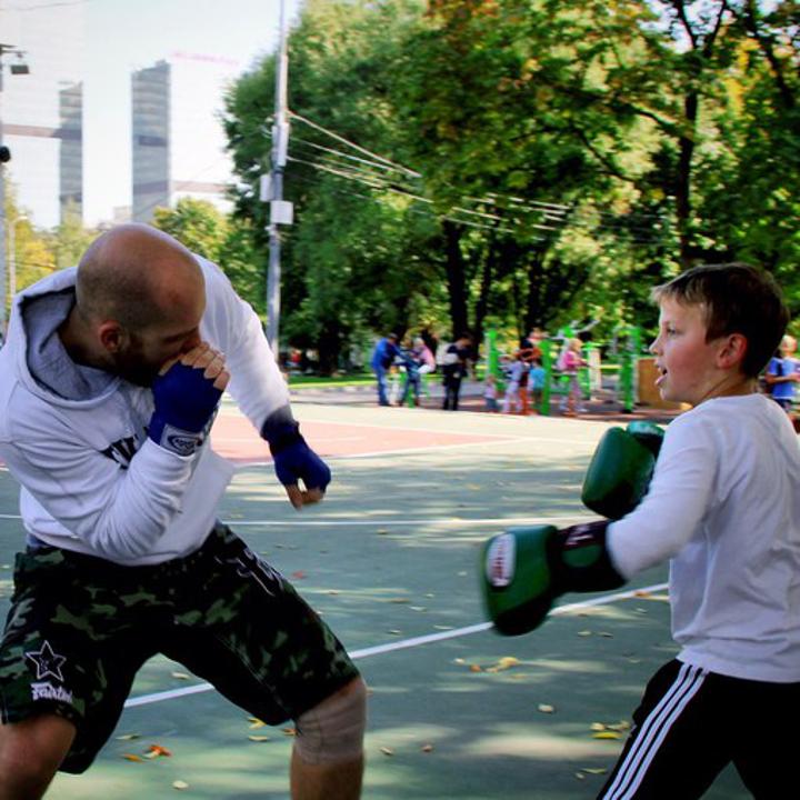 Работа-на-лапах-бокс-в-Казани