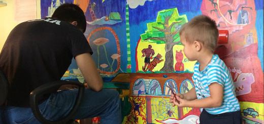 Занятия-творчеством-для-детей