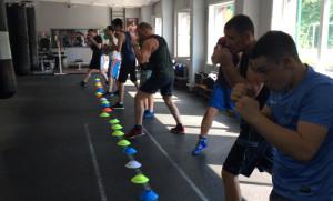 Бокс для начинающих в Казани