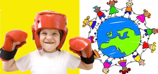 C международным днем защиты детей