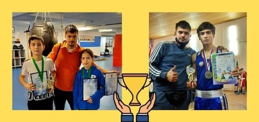 Школа бокса Егиль в Казани результаты соревнований по боксу