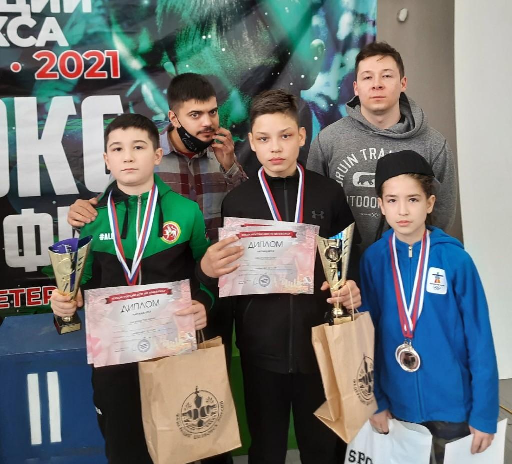 Кубок Федерации Шахбокса России