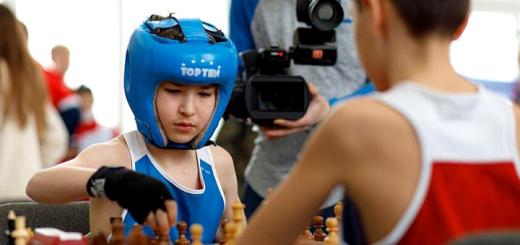 Матвей Назаров на Кубке Федерации шахбокса России
