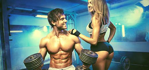 Спортивное тело как стандарт успешности